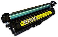 Картридж HP CE402A, 201A (Жёлтый) для принтера HP LaserJet Pro 500 M570dn, LaserJet Pro 500 M575f  M57
