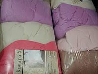 Одеяло Евро размера из холлофайбера Лери Макс в разных цветах