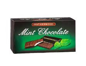 Шоколад Mint Chocolate с мятой 200 г