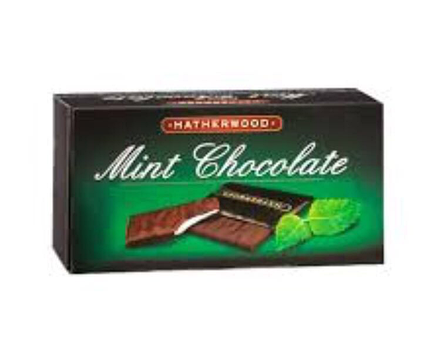 Шоколад Mint Chocolate з м'ятою 200 г, фото 2