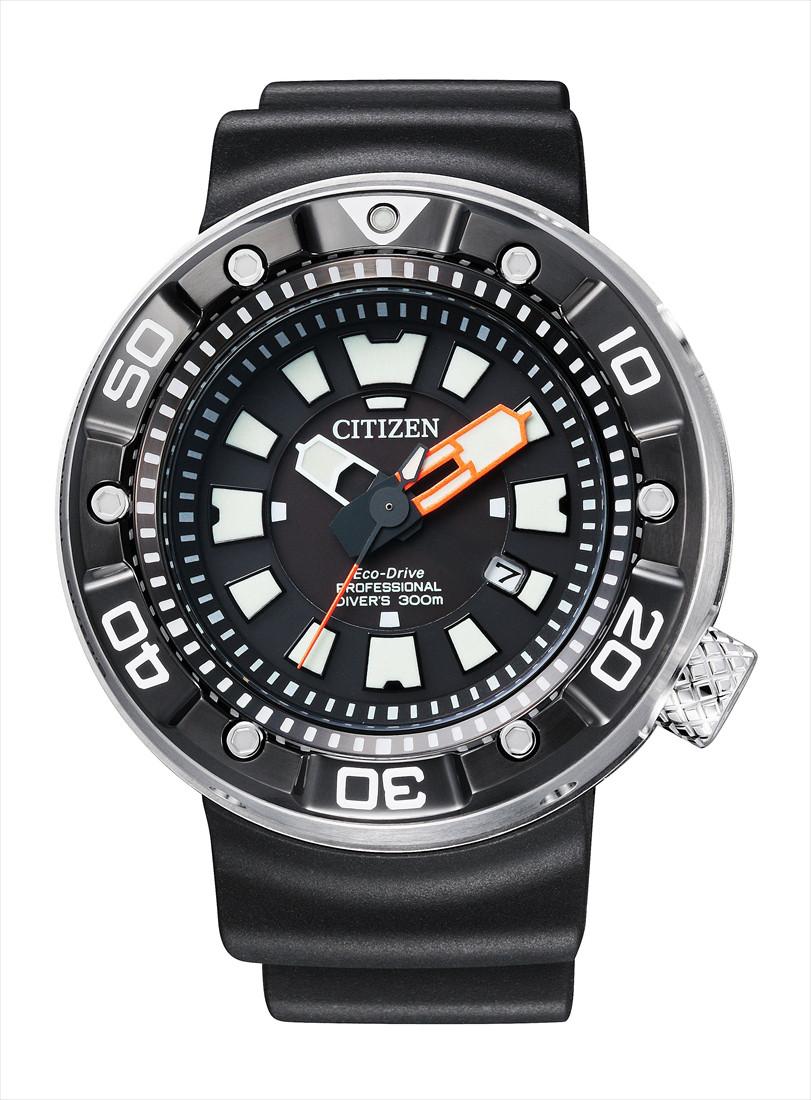 Часы Citizen Eco-Drive BN0176-08E Promaster Е168