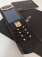 Мобильный телефон Vertu.VERTU SIGNATURE S DESIGN BLACK DLC