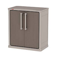 Ящик для хранения Keter Optima Outdoor Base, 348 л бежево-серый, фото 1