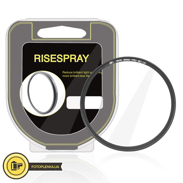 Ультрафиолетовый - защитный светофильтр RISESPRAY MCUV - 52 mm