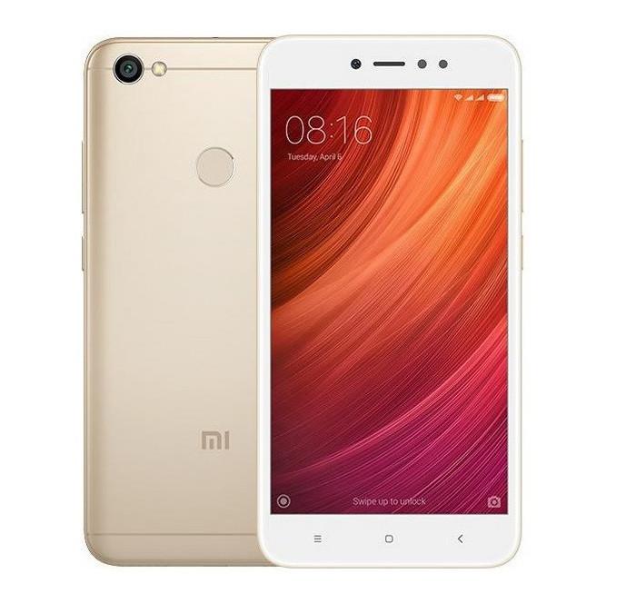 "Смартфон Xiaomi Redmi Note 5A 4/64GB Gold, 8 ядер, 16/13Мп, 5.5"" IPS, 2 sim, 4G, 3080мАh, Android 7.0"