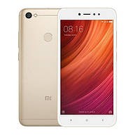 "Смартфон Xiaomi Redmi Note 5A 4/64GB Gold, 8 ядер, 16/13Мп, 5.5"" IPS, 2 sim, 4G, 3080мАh, Android 7.0"
