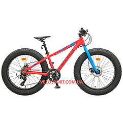 Фэтбайк Crosser Fat Bike 24 дюймов
