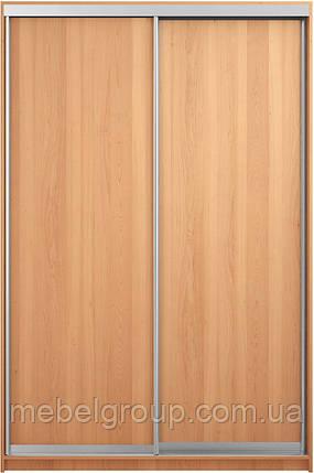 Шкаф купе Стандарт 200*45*210 Бук, фото 2