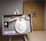 Арома камень 6х7см Медальон с арома FLUER  3мл