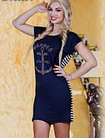 Платье турецкое норма  р2842, фото 1