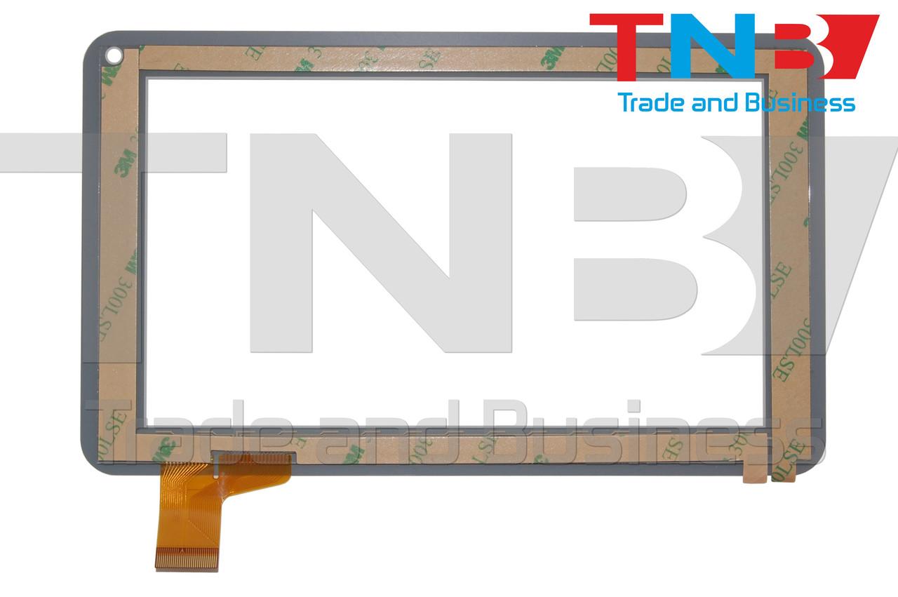 Сенсор 186x111mm 30pin HJ004PEG00A-FPC БЕЛЫЙ