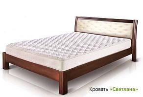 """Кровать """"Светлана"""" Дерево (с подъемным механизмом)"""