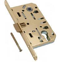 Замки для межкомнатных дверей врезной AGB Mediana Evolution PZ 18/96, латунь