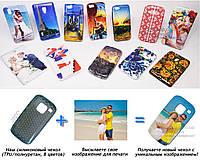Печать на чехле для Nokia E5 (силикон/TPU)