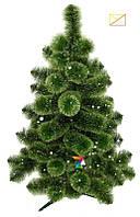 Новогодняя елка Сосна искусственная Пушистая 0,7 м (70 см)