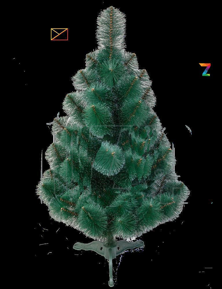 Сосна искусственная Новогодняя 2,3 м (230 см)