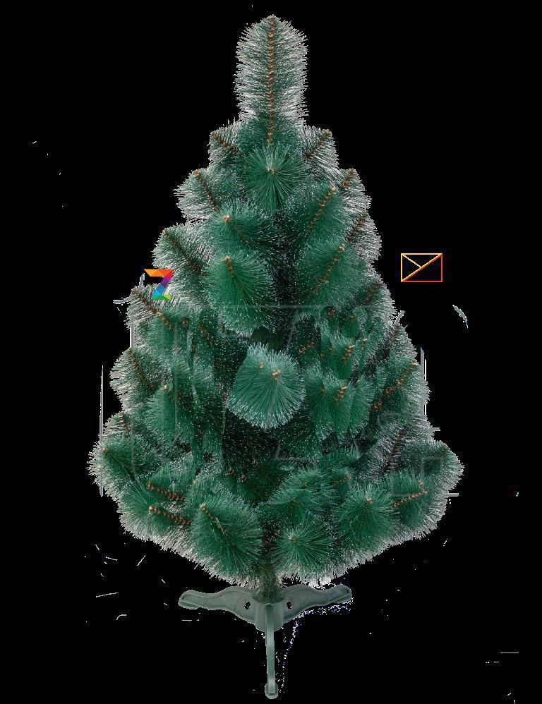 Сосна искусственная Новогодняя 2,5 м (250 см)