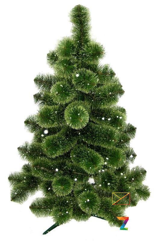 Новогодняя елка Сосна искусственная Пушистая 2,1 м (210 см)