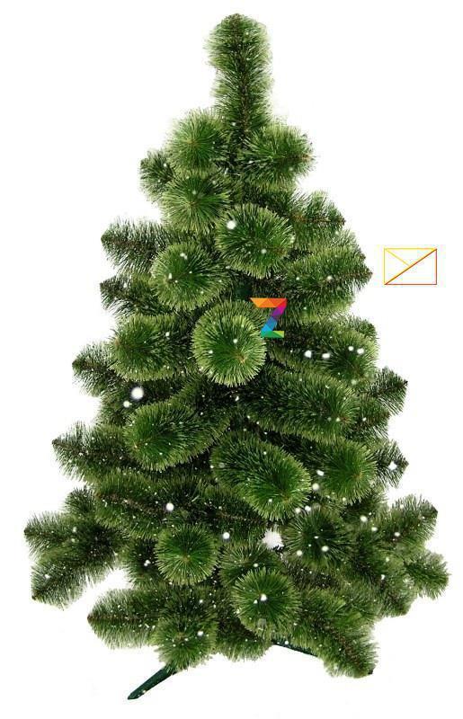 Новогодняя елка Сосна искусственная Пушистая 2,3 м (230 см)