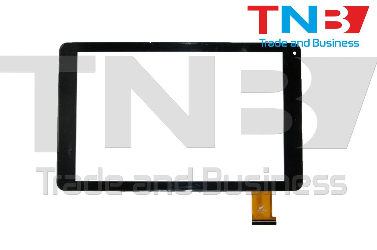 Сенсор 257x157mm 50pin SG6179-FPC_V1-1 Черный