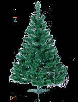 Елка искусственная новогодняя ПВХ 1,8м (180см), фото 1