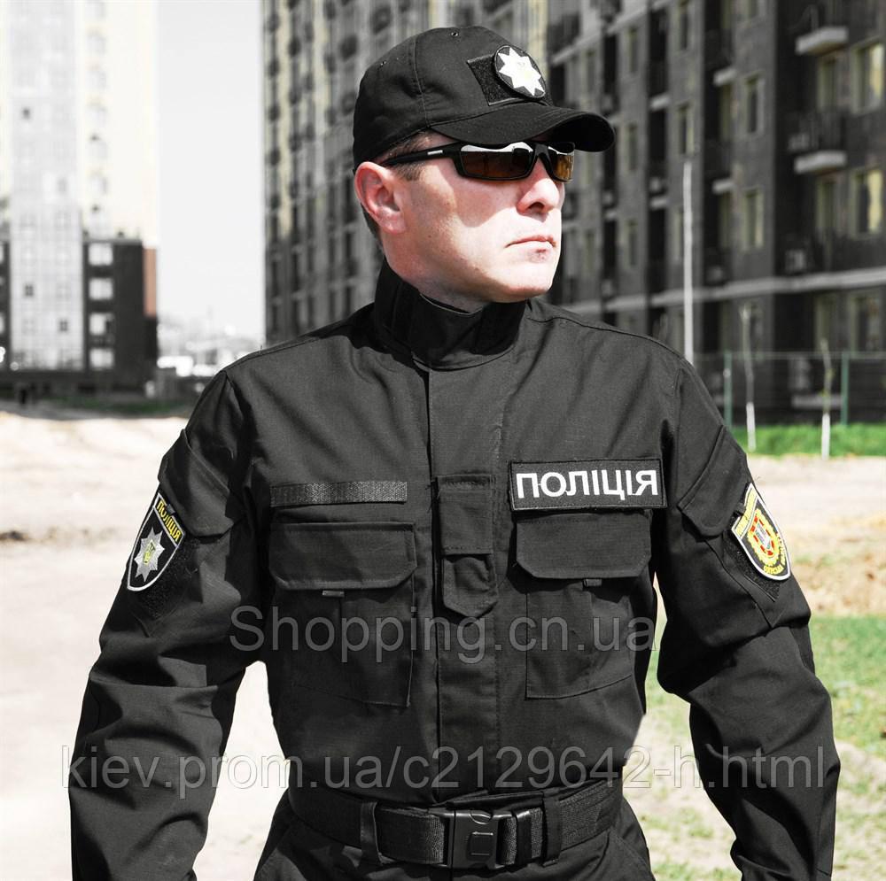Демисезонная форма полиции цена