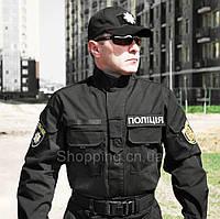 Форма полиции черная 5.11 Tactical, Полицейская форма