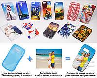 Печать на чехле для Nokia E6 (силикон/TPU)