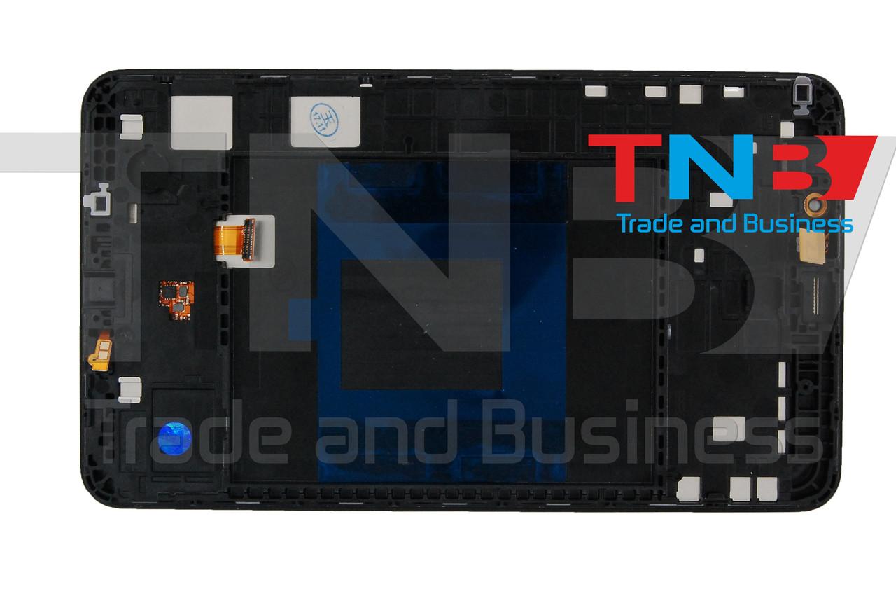 Модуль SAMSUNG SM-T233 3G Черный С РАМКОЙ ОРИГИНАЛ