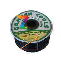 Капельная лента Garden Tools 6 mil 30-sm 1.1 l/h 500m
