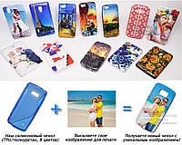 Печать на чехле для Nokia 700 (силикон/TPU)