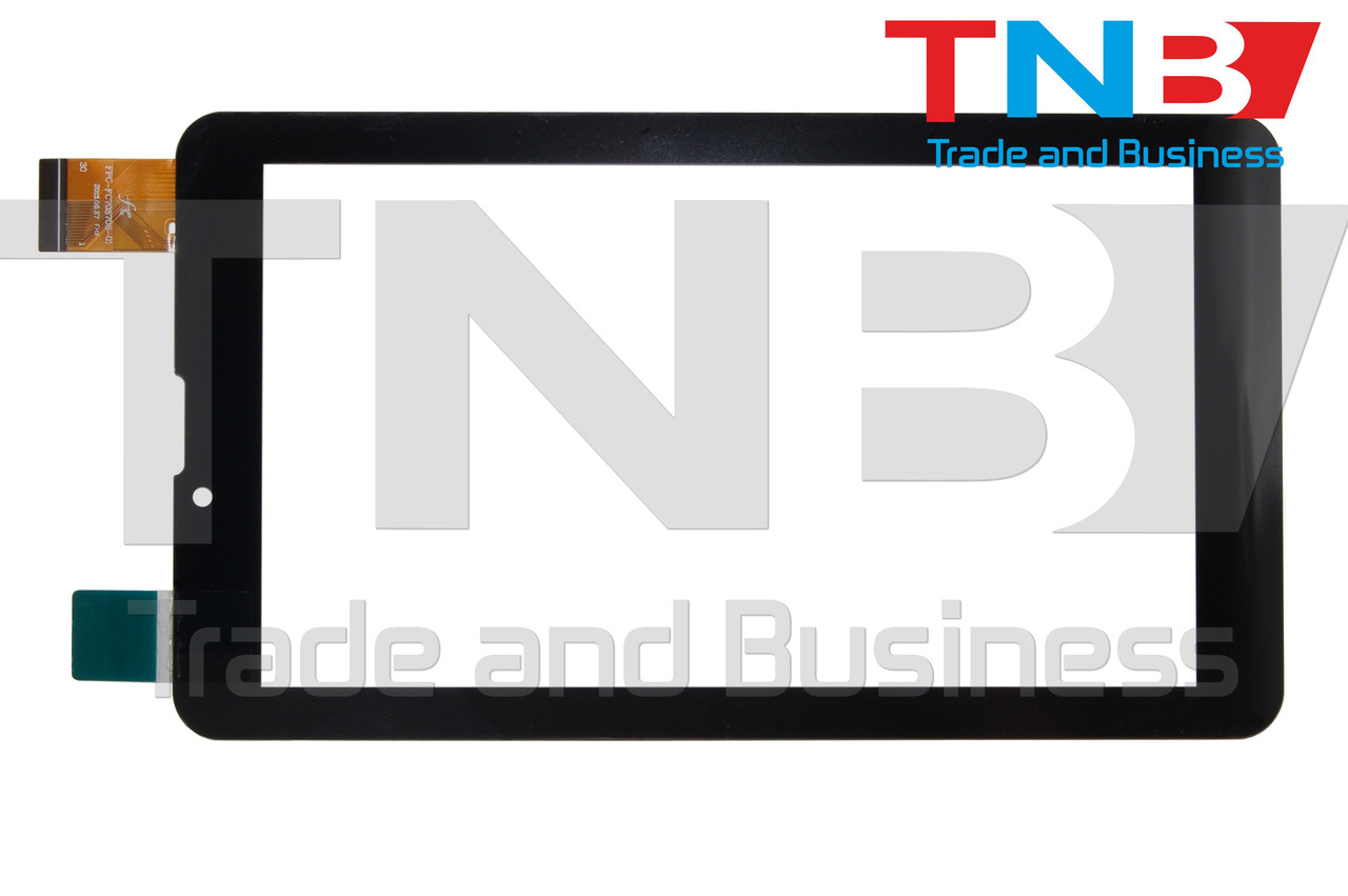 Сенсор BRAVIS NB75 3G черный