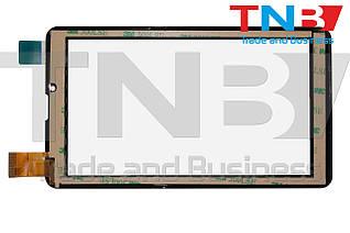 Сенсор 184x104mm 30pin XC-PG0700-024-A2 Черный