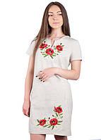 Платье Маки ТМ Берегиня (Платья с вышивкой в украинском стиле)