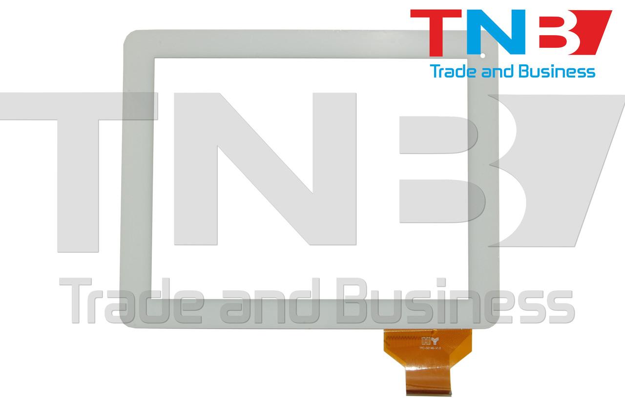 Сенсор 236x183mm 300-L3312A-A00-V1.0 БІЛИЙ Тип2