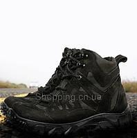Ботинки тактические черные Urban Tactical Alpine Black, фото 1