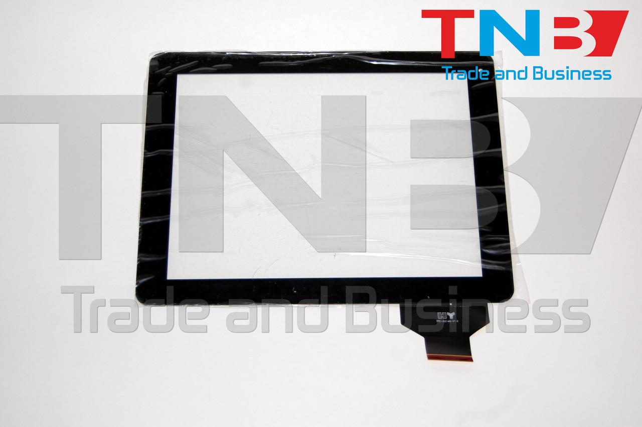 Сенсор 236x183mm 54pin QSD E-C97001-01 Черный