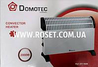 Обогреватель конвектор - Domotec DT-1609 2000W