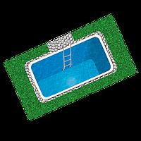 Полипропиленовый бассейн Ecosoft ECOPOOL30RDOF