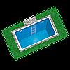 Полипропиленовый бассейн Ecosoft ECOPOOL15SRSC