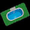 Полипропиленовый бассейн Ecosoft ECOPOOL30ELSC