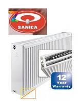 Радиаторы стальные SANICA 500/11/600