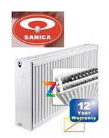 Радиаторы стальные SANICA 500/11/500