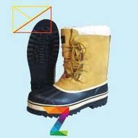 Ботинки зимние для охоты и рыбалки,Теплая обувь из натуральной кожи XD-116