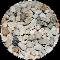 Кварцевый песок 2-6 мм для подложки 25 кг