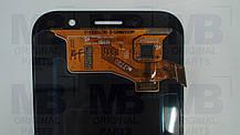 Дисплей с сенсором Samsung A720 Galaxy A7 Blue/Голубой , GH97-19723C, фото 3