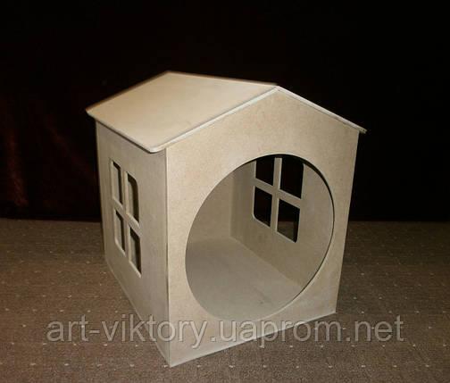 Будиночок для кішок (40 х 35 х 45 см), фото 2
