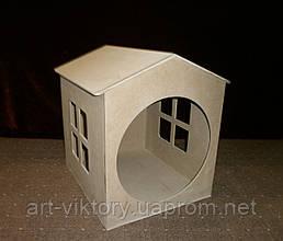 Домик для кошек (40 х 35 х 45 см)