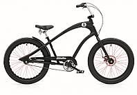 "Велосипед 24"" ELECTRA Straight 8 8i (Alloy) disc satin black, фото 1"