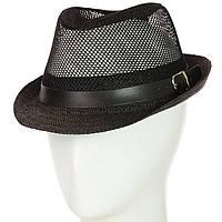 Шляпа Челентанка 12017-12 черный